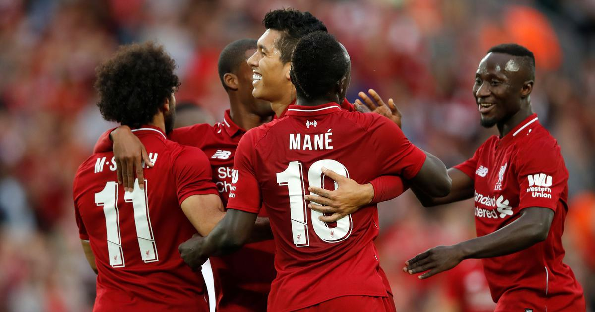 Roberto Firmino stars as Liverpool round off pre-season with 3-1 victory over Torino