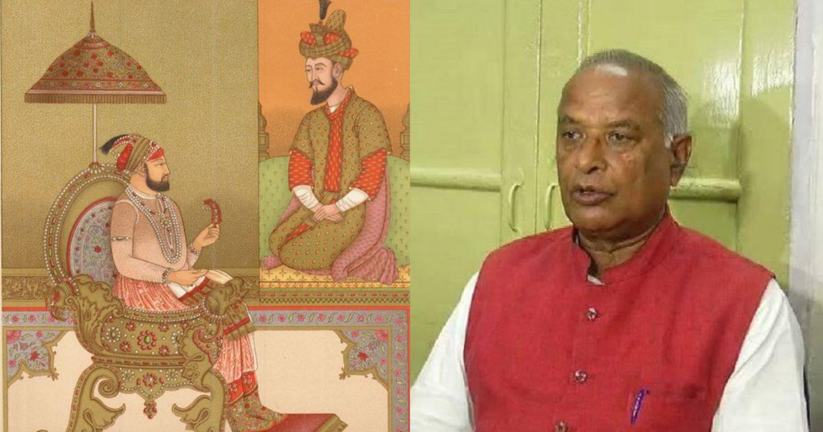 'Jio Institute of Historical Accuracy': Twitter chortles at BJP leader over Babur-Humayun gaffe