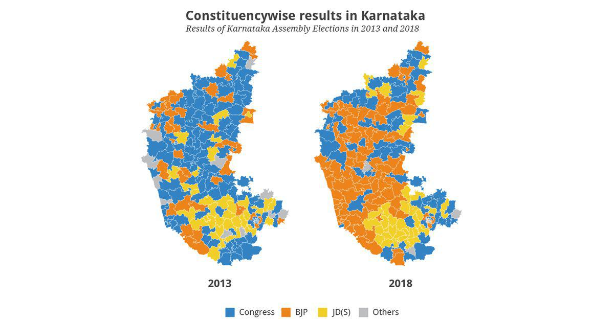 BJP's strike rate, Congress failure and what's next: Takeaways from Karnataka results