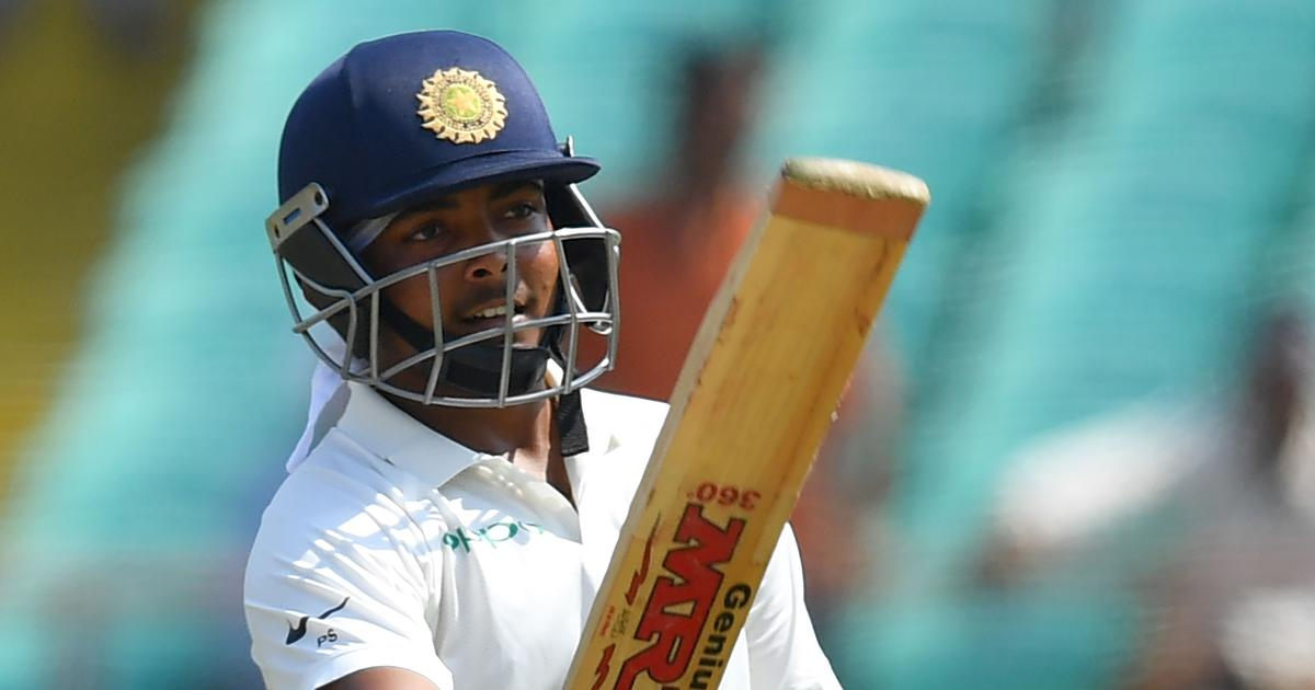 We have a better idea of what to do against Prithvi Shaw, says West Indies' Roston Chase