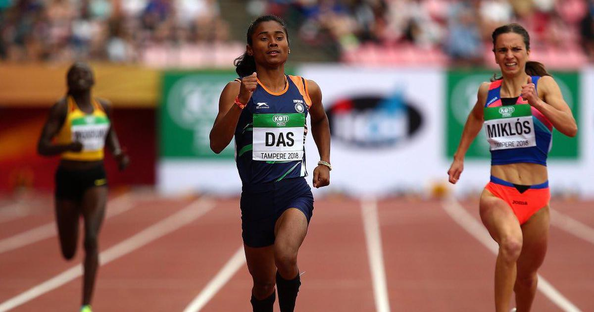 IAAF U-20 Worlds: India have only Hima Das's gold, a personal best, one national record to show