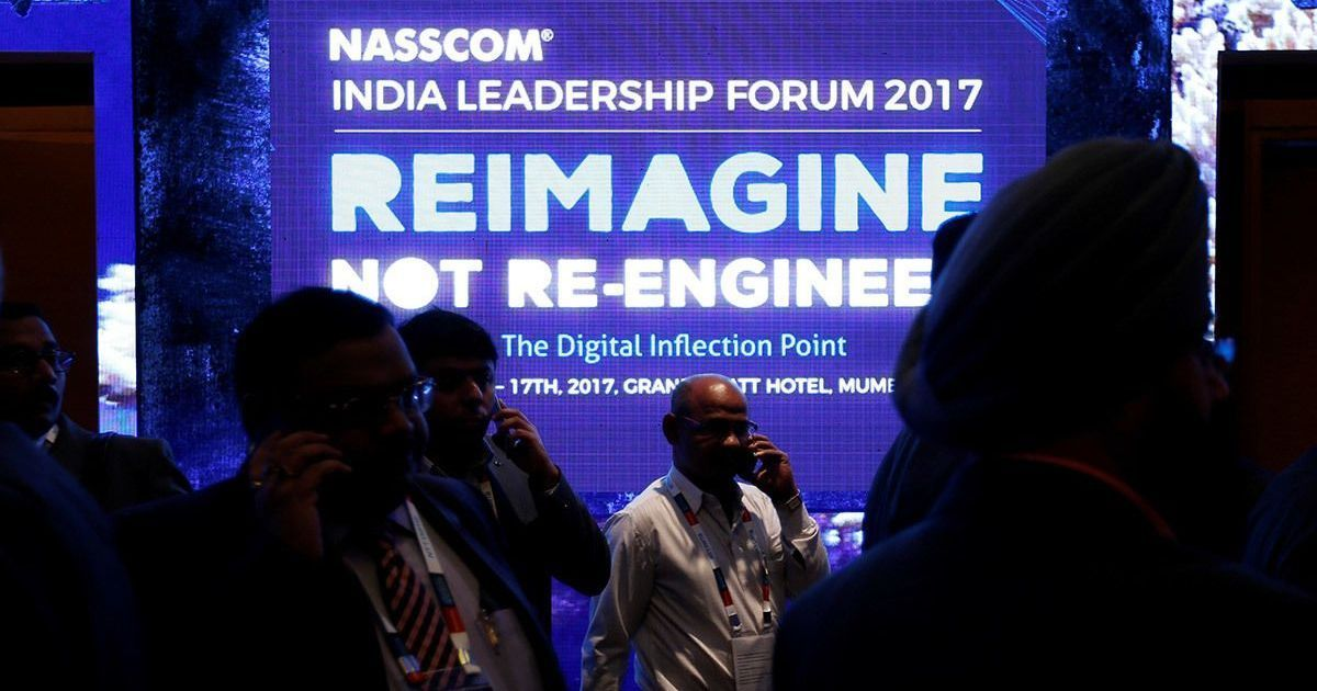 India's IT trade body spent a record sum lobbying US Congress before the H-1B crackdown