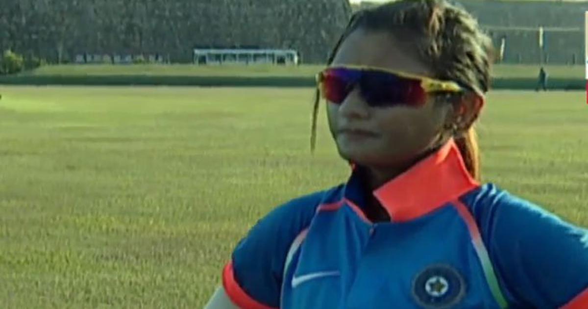 Taniya Bhatia stars with bat and behind the stumps as India clinch a thriller against Sri Lanka