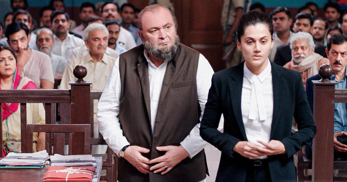 'Mulk', starring Rishi Kapoor and Taapsee Pannu, to hit screens on July 27