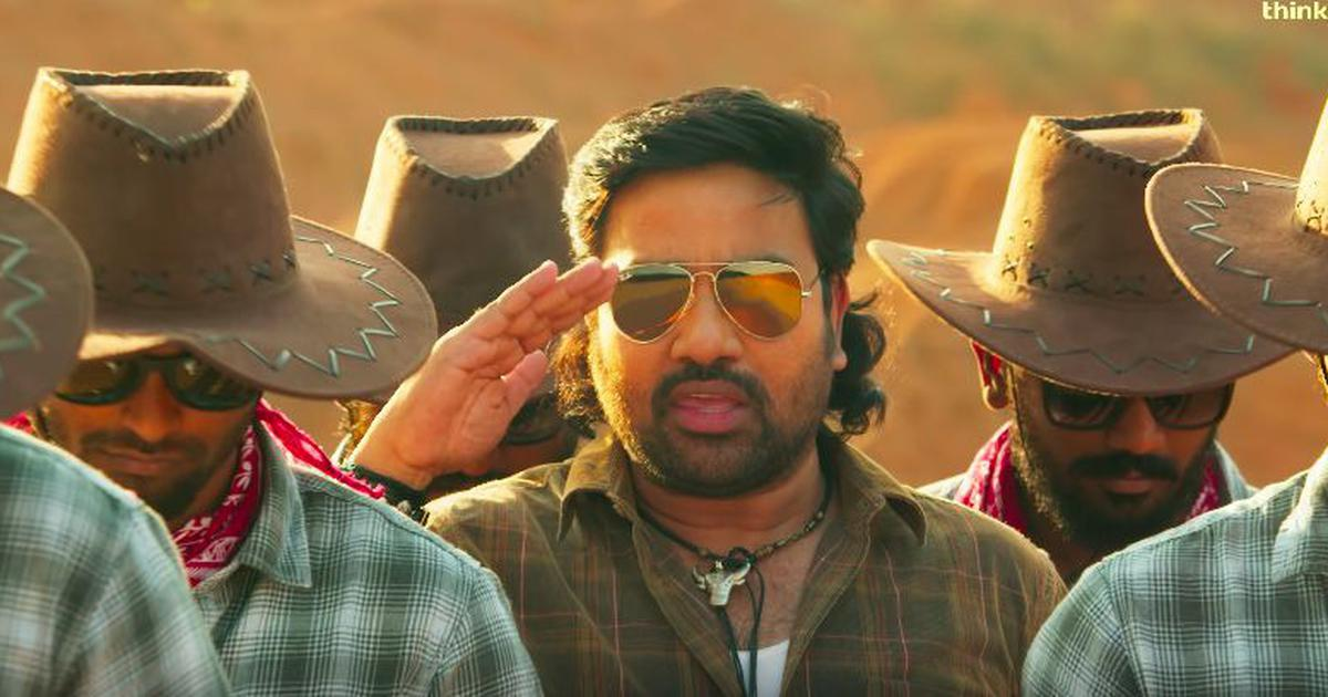 'Naan Yaarumillae' from 'Thamizh Padam 2.0' shows you what a hero's opening song is really like