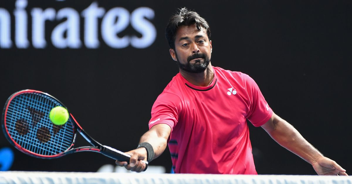 Leander Paes will be 46 in 2020 but is still eyeing 'the big goal' – the Tokyo Olympics