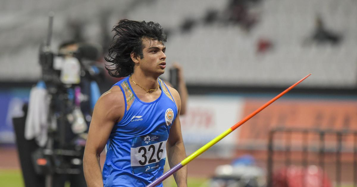 Top Indian medal prospect Neeraj Chopra pulls out of Asian Athletics C'ships due to injury: Report