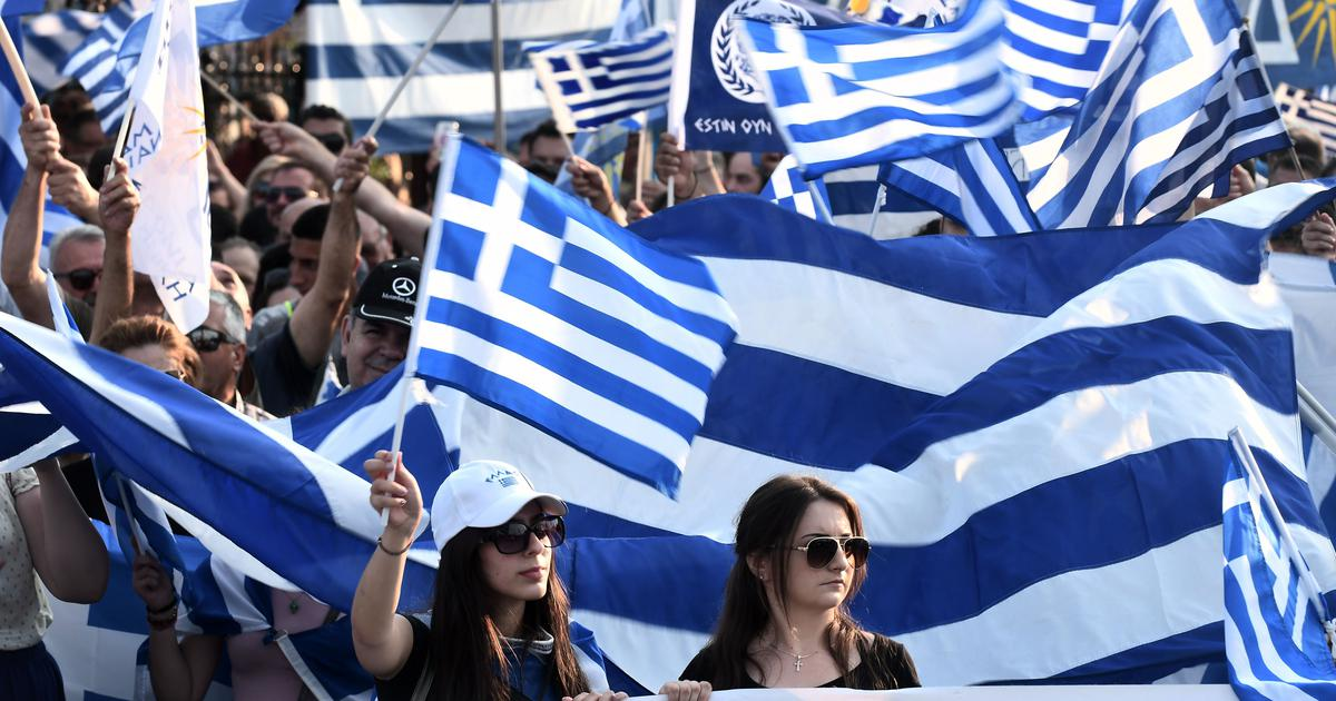 INTERNATIONAL - Europe ends Greece's 8-year bailout saga