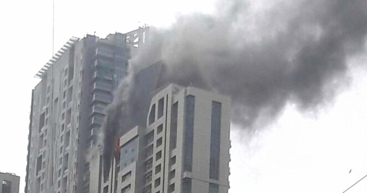 The big news: Fire breaks out at Mumbai high-rise, and nine other top stories