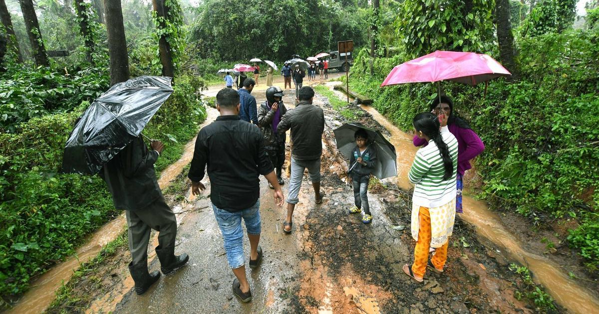 Karnataka: 1,500 people still stranded in flood-hit Kodagu district, says chief minister