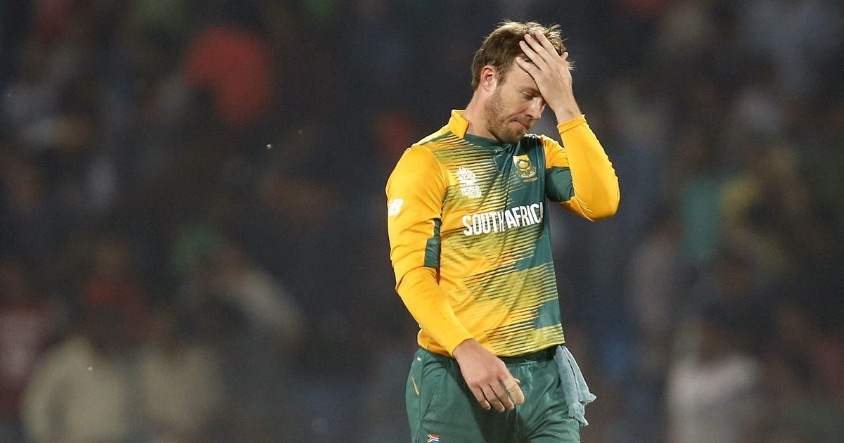 De Villiers retirement a blow to 2019 World Cup bid, says South Africa coach Gibson