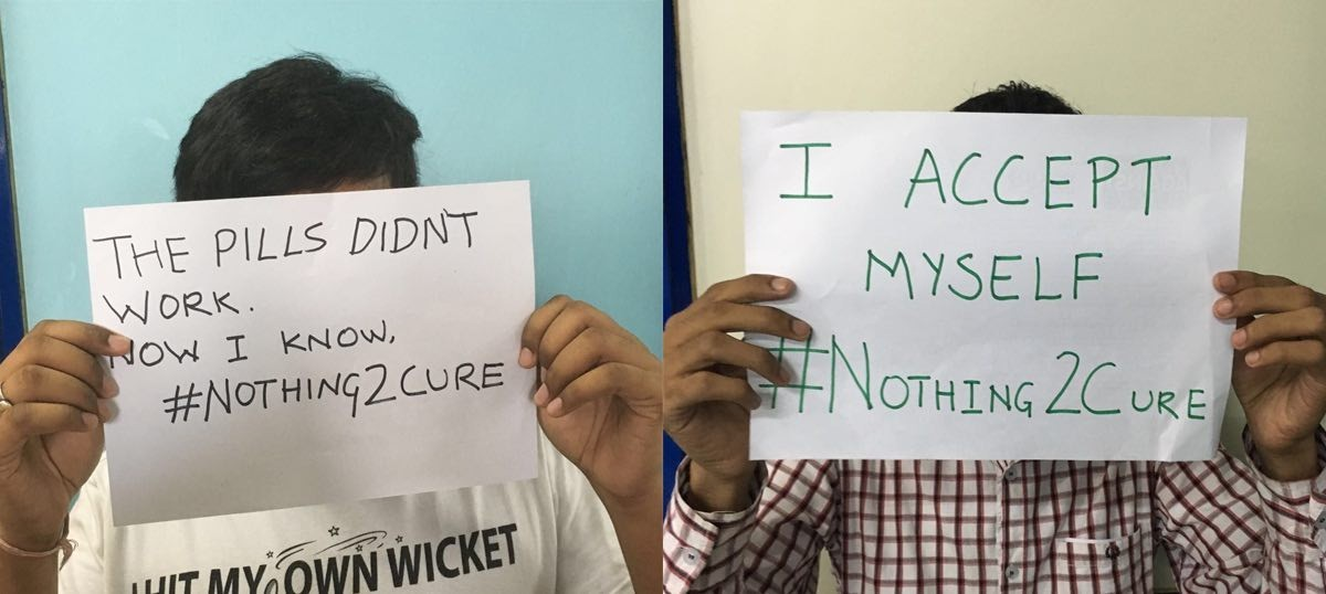 #QueersAgainstQuacks: Gay community reminds Indian doctors that there is #NothingToCure