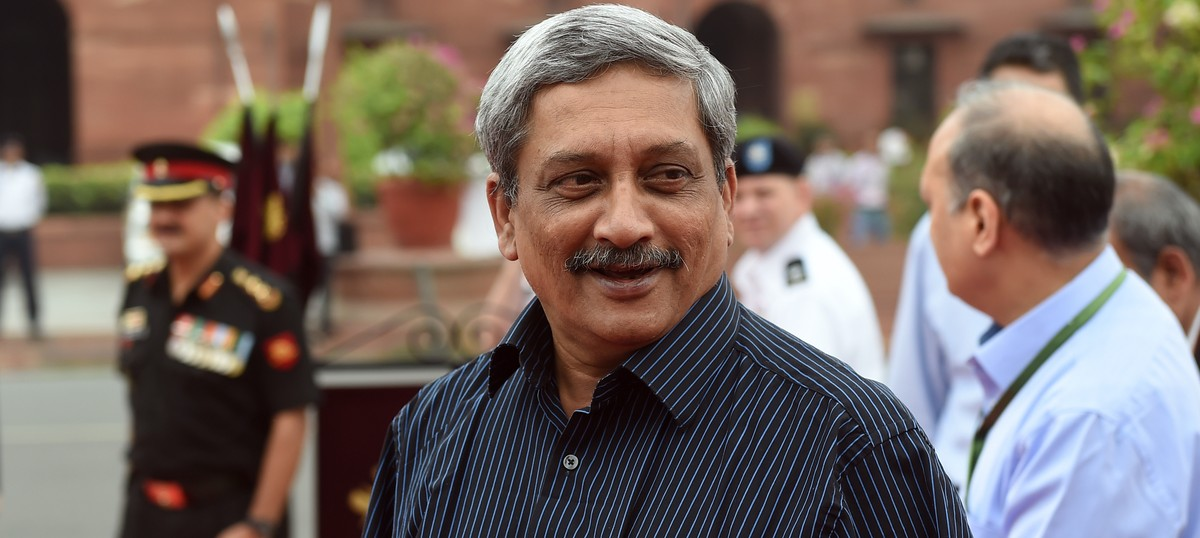 Troll army: Manohar Parrikar's comments suggest that the government smiles upon internet bullies
