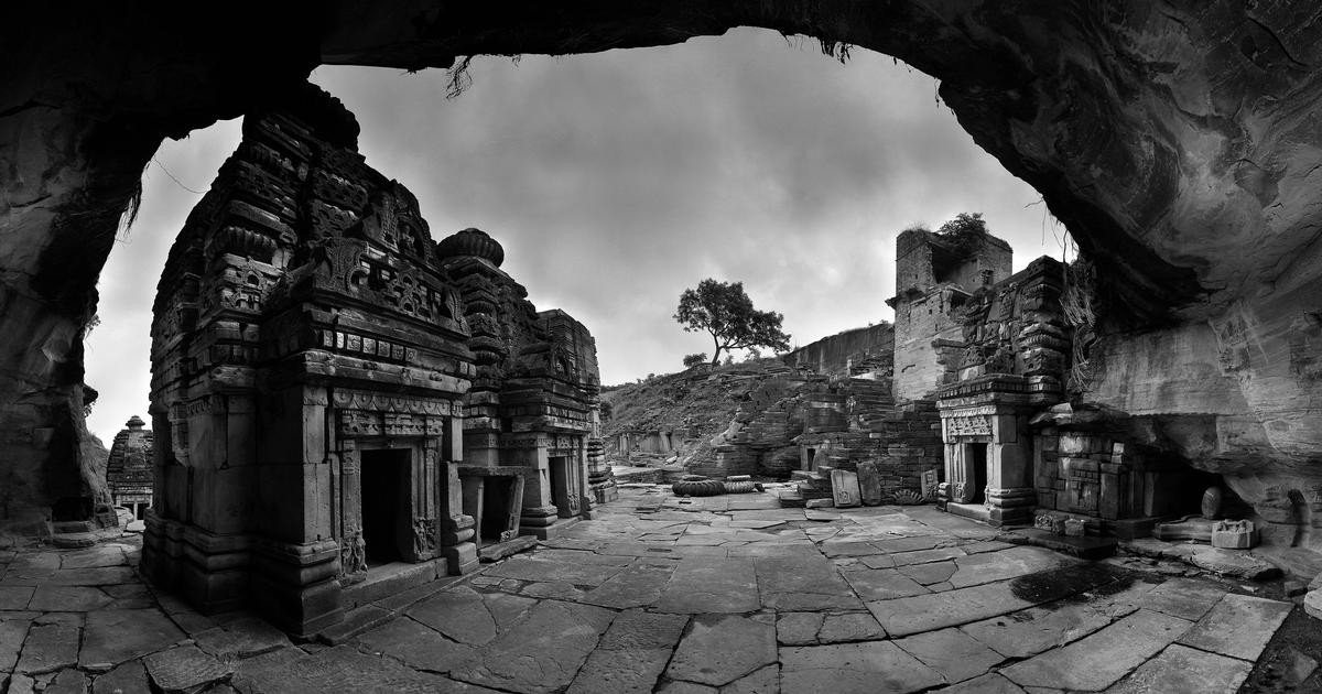 A photographer turns his lens (and public attention) towards India's lesser-known monuments