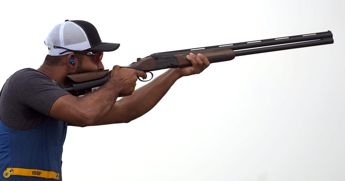 Tokyo 2020, shooting: Angad Bajwa finishes 18th, Mairaj Ahmed Khan in 25th place in men's skeet