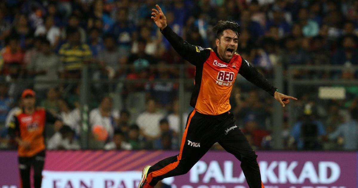 Rashid-inspired SRH beats KKR, moves into final