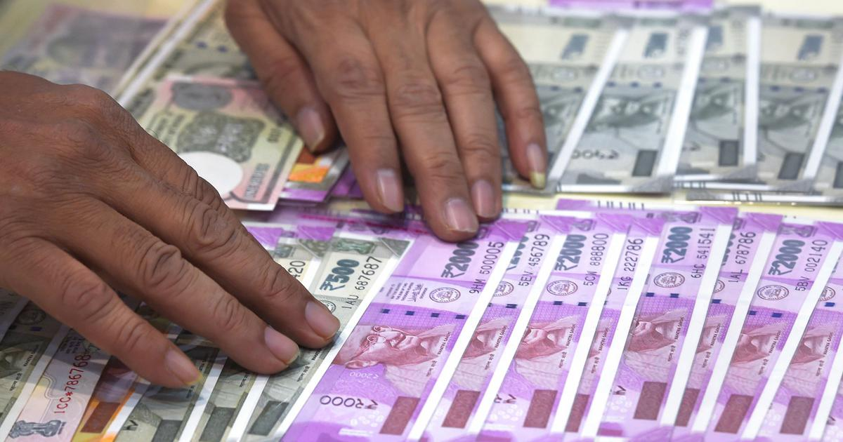 Rupee slides to new record low against United States dollar