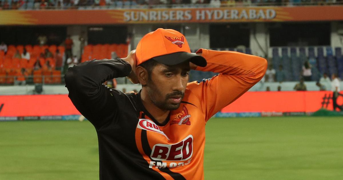I give 100% at any level: Wriddhiman Saha not looking at IPL as a springboard for India return