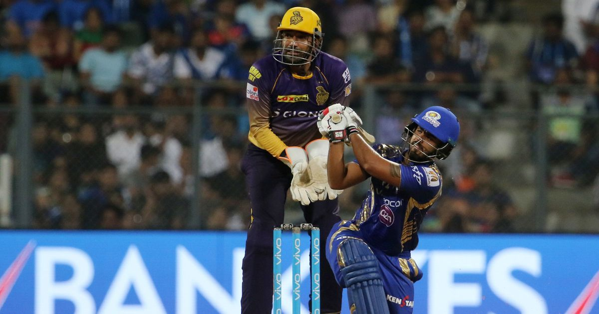 Mumbai Indians edge a thriller by 4 wickets to continue their dominance over Kolkata Knight Riders