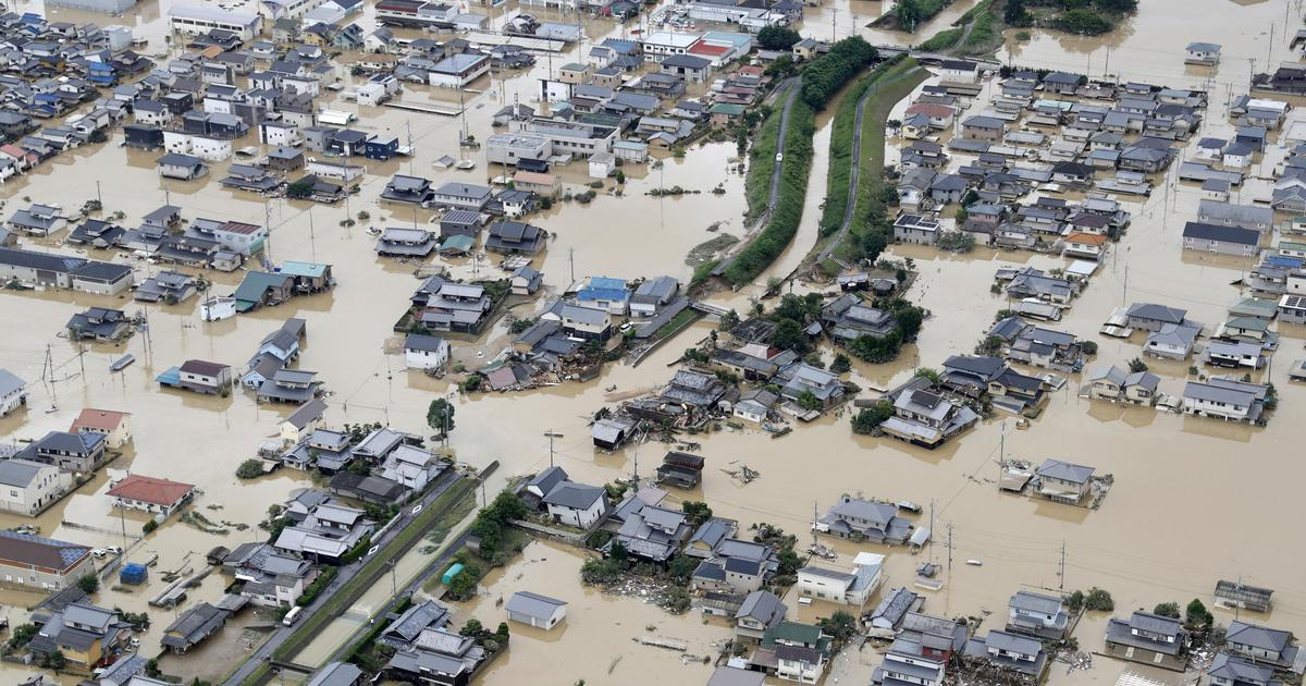 Japan floods: Toll rises to 73, millions asked to evacuate after unprecedented rainfall