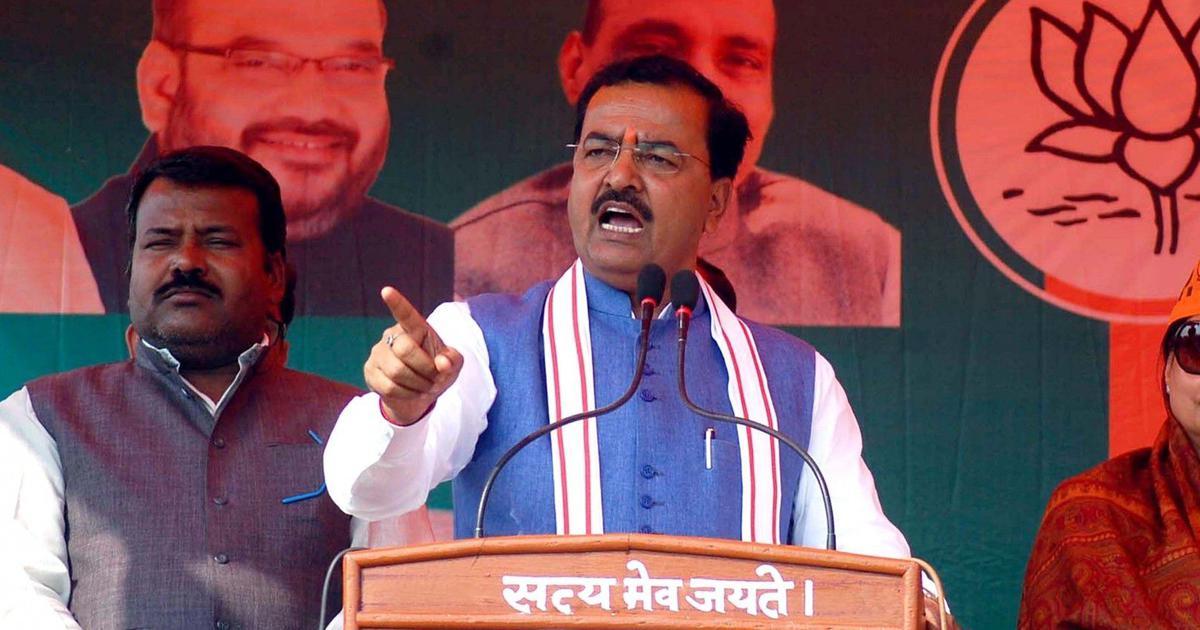 कोई विकल्प नहीं बचा तो केंद्र सरकार राम मंदिर के लिए कानून ला सकती है : केशव प्रसाद मौर्य