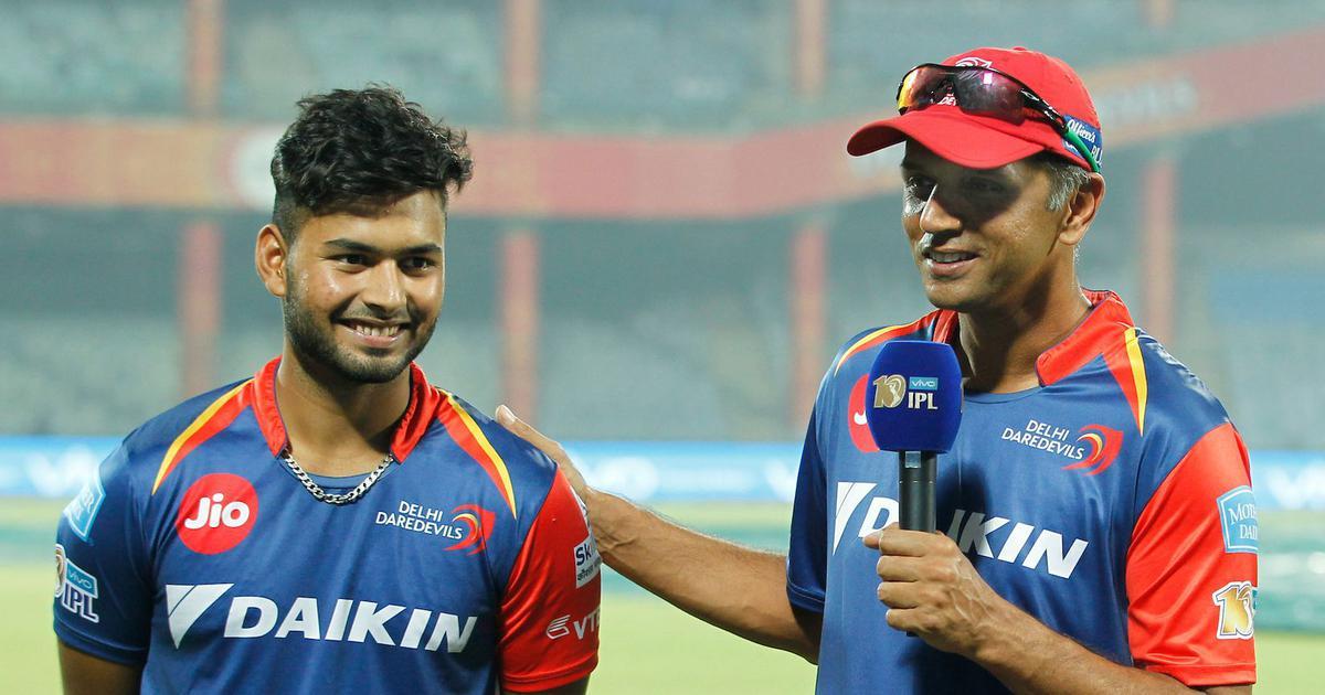 Rishabh Pant has temperament and skills to bat differently, says Rahul Dravid