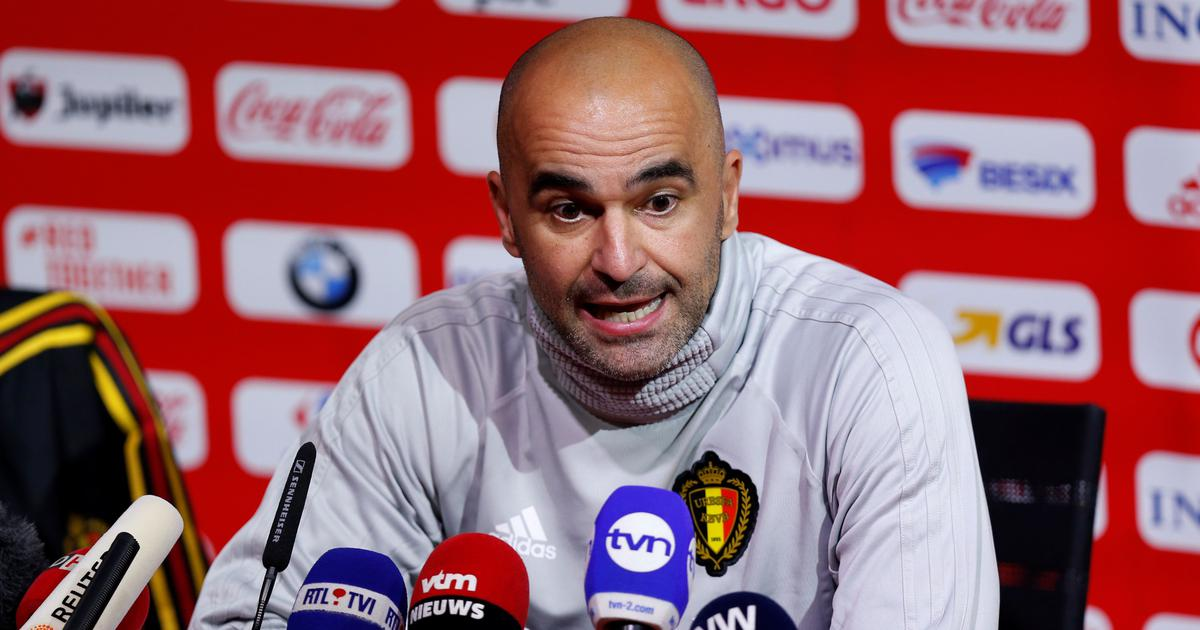 Belgium hand coach Roberto Martinez two-year contract extension ahead of World Cup