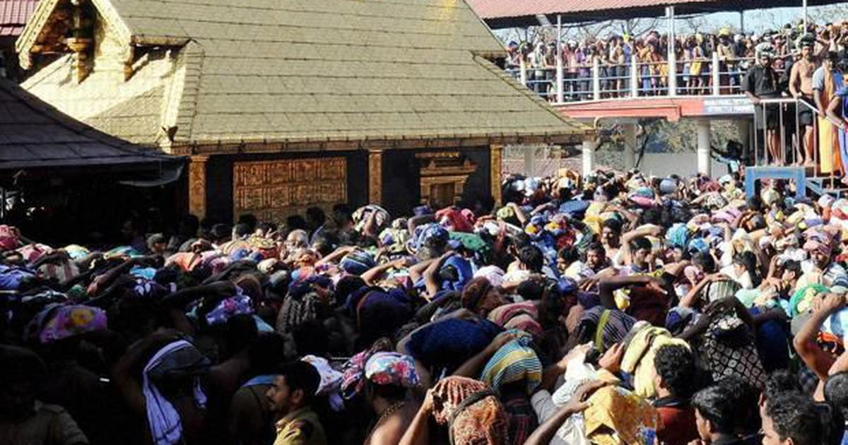 Sabarimala hearing: Denying women entry into temple is against constitutional mandate, observes SC