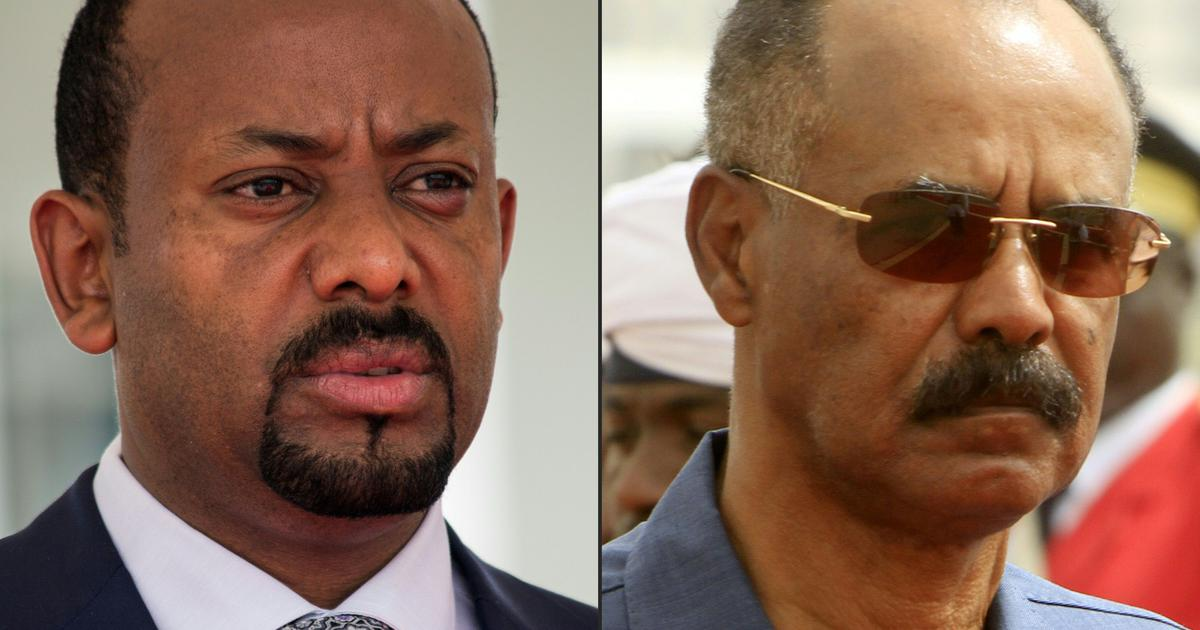Ethiopia and Eritrea declare end of decades-long war