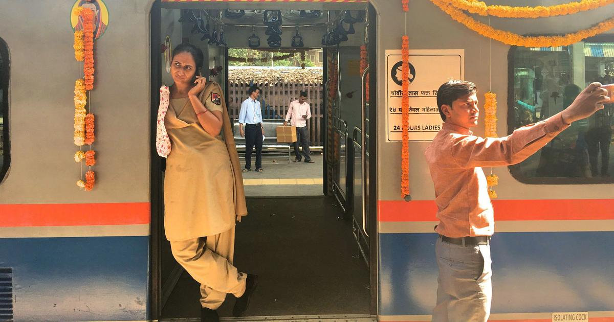 Maharashtra government allows women to travel in Mumbai local trains from tomorrow