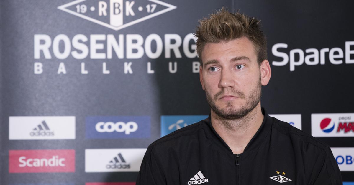 Rosenborg striker Nicklas Bendtner apologises to fans after reported assault on taxi driver