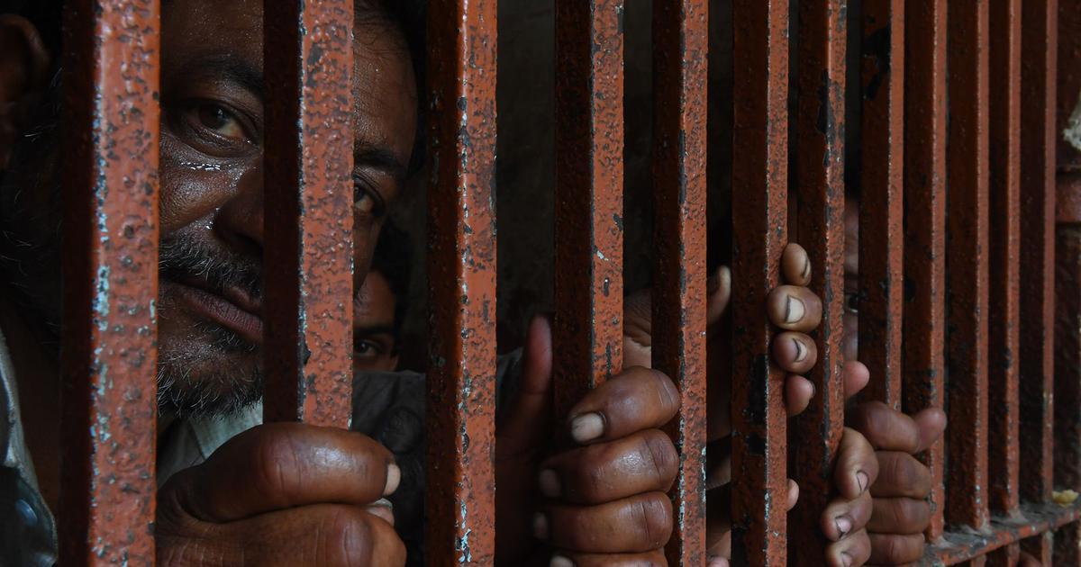 For much of the pandemic, Pakistan has neglected the safety of inmates in its overcrowded jails