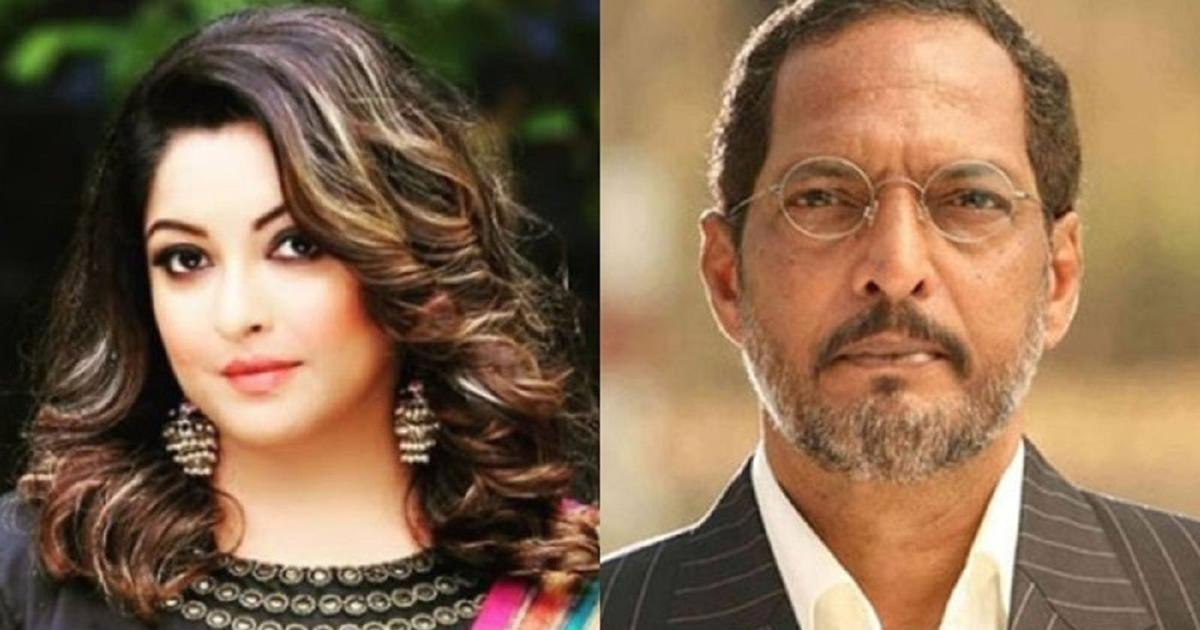 Farmers' widows support Nana Patekar and burn Tanushree Dutta posters