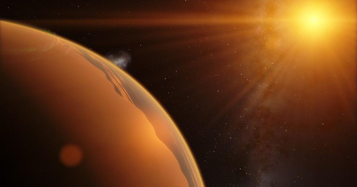 Indian lab discovers large exoplanet around a Sun-like star