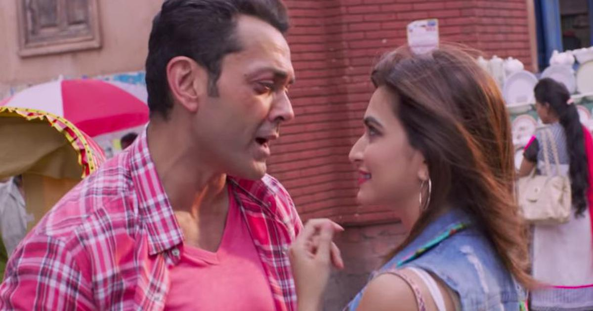 Bobby Deol wants to be a lucky charm in 'Nazarbattu' from 'Yamla Pagla Deewana Phir Se'