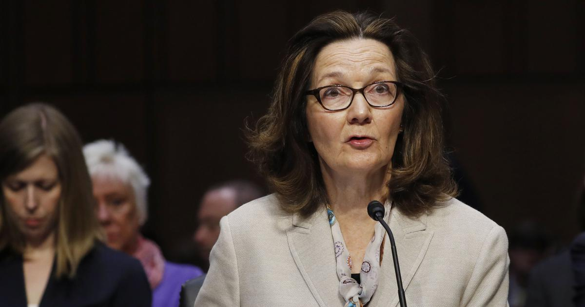 US Senate confirms Gina Haspel as CIA's first woman director