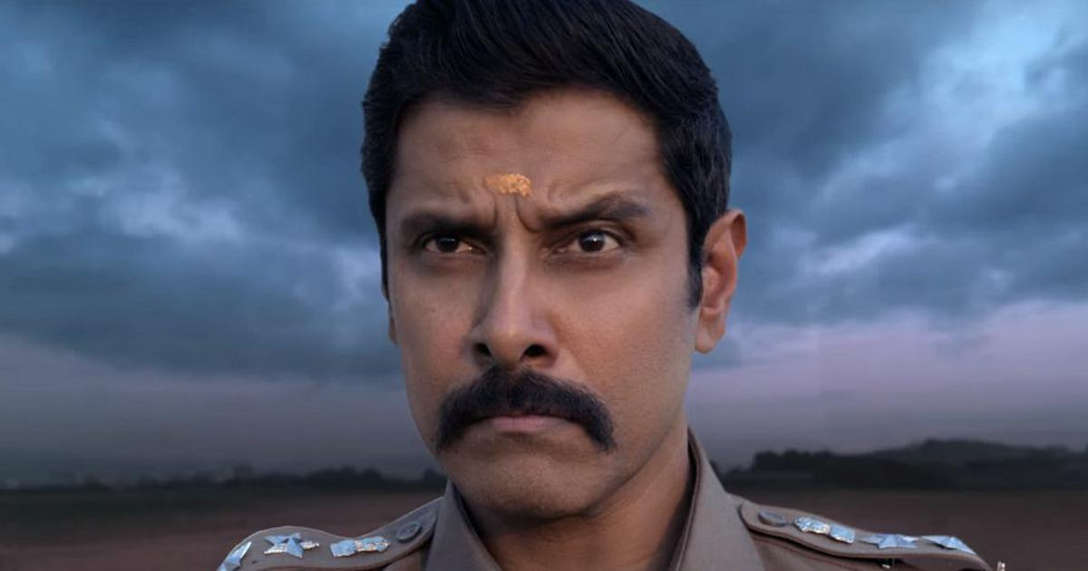 Watch: Vikram returns as Aarusamy in 'Saamy Square'