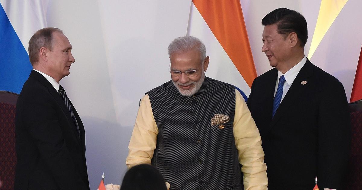 अमेरिका की कारोबारी तानाशाही के ख़िलाफ़ भारत, रूस और चीन साझा रणनीति बना सकते हैं : रिपोर्ट
