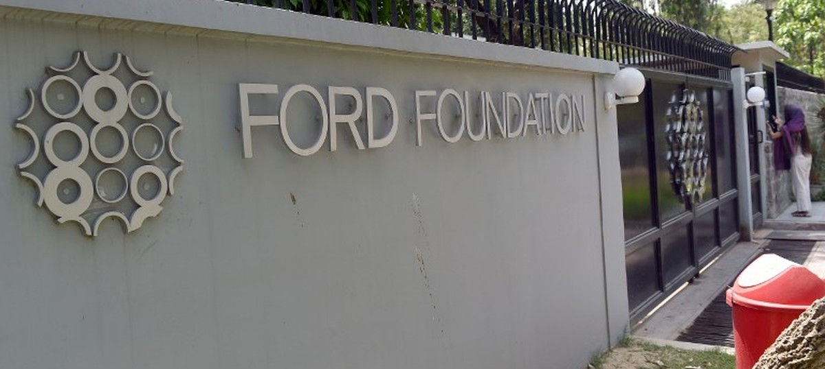 NGO funding from foreign sources declined by half after government crackdown