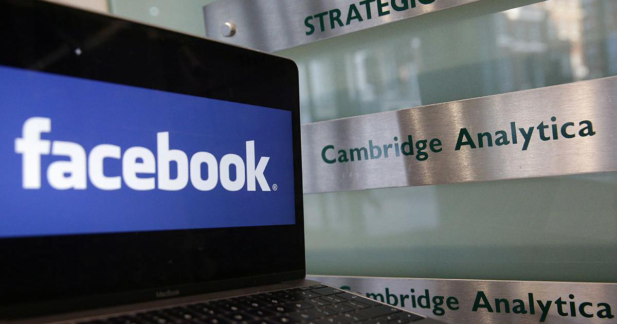 Cambridge Analytica scandal: UK's data protection watchdog to fine Facebook £5,00,000