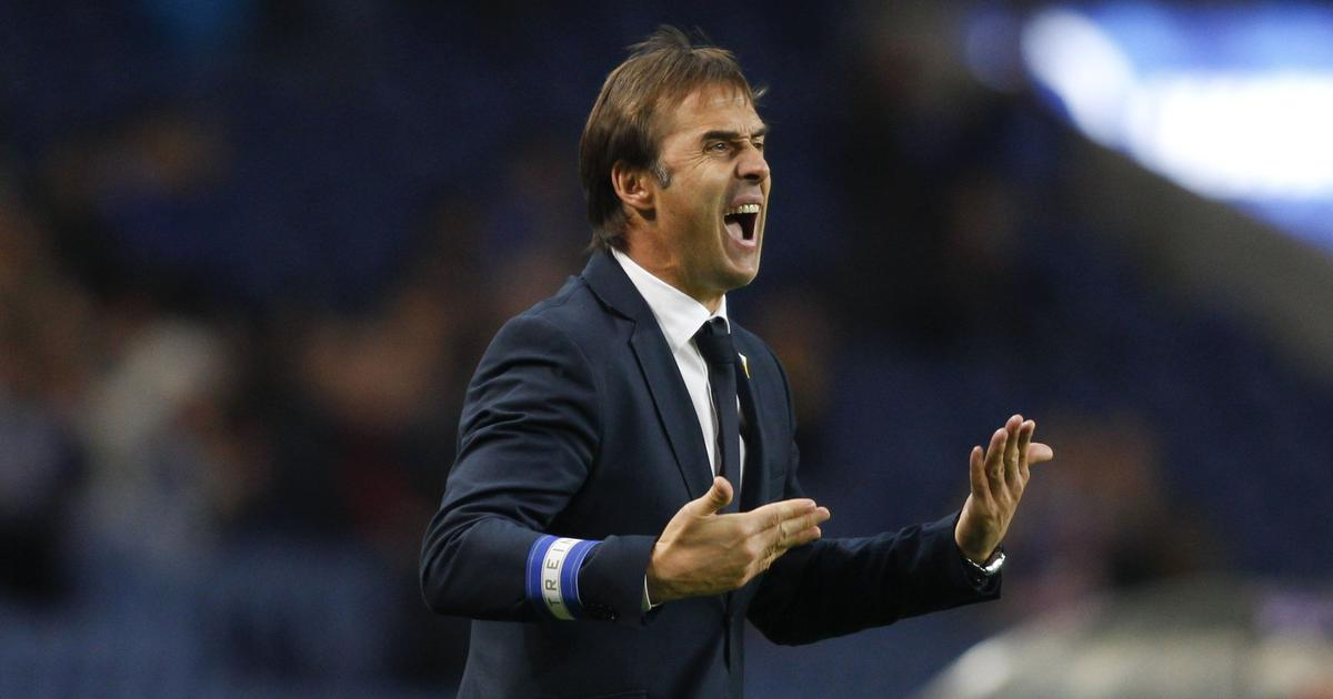 Spain coach Julen Lopetegui to take over as Real Madrid manager after World Cup