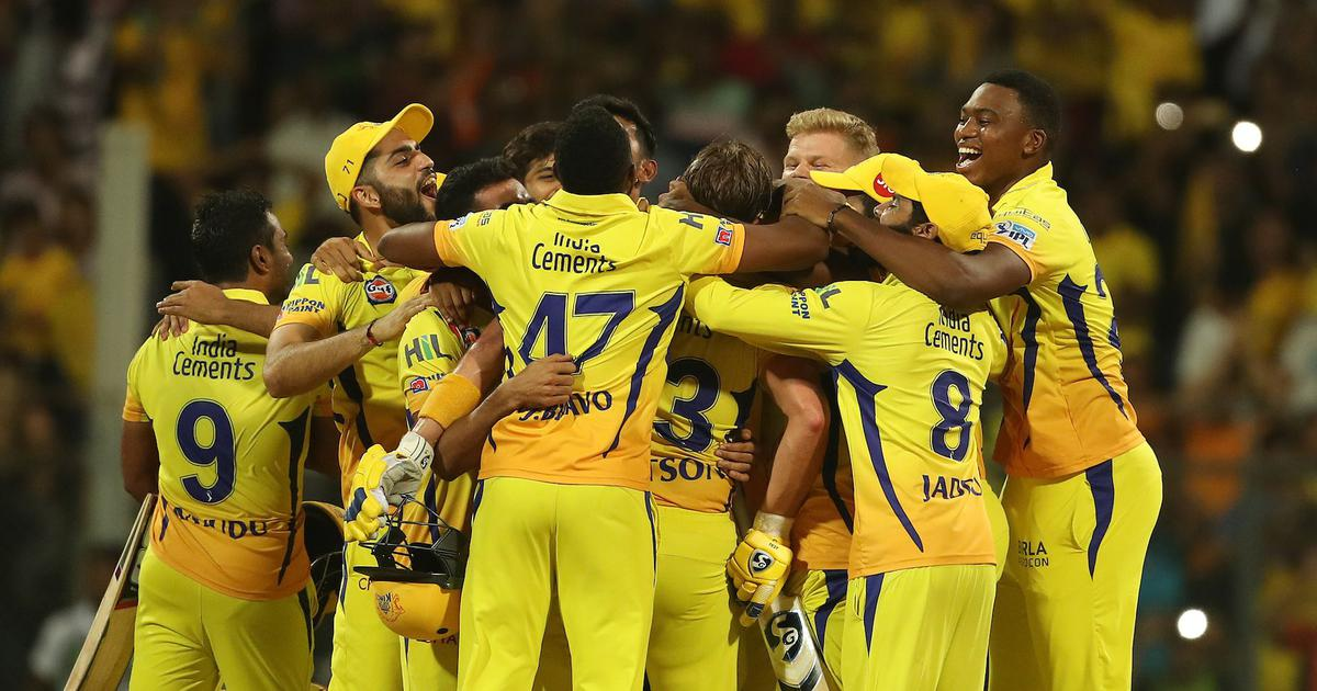 Watch: MS Dhoni's CSK complete fairytale comeback to IPL in 2018 as Shane Watson scores epic ton
