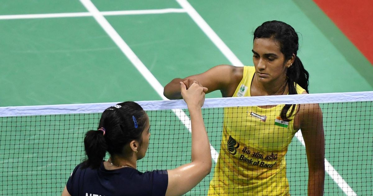PV Sindhu beats Carolina Marin to clinch title