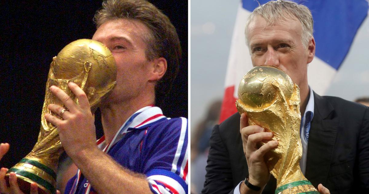 Deschamps's double, Mbappe emulates Pele and more: Statistical highlights of the World Cup final