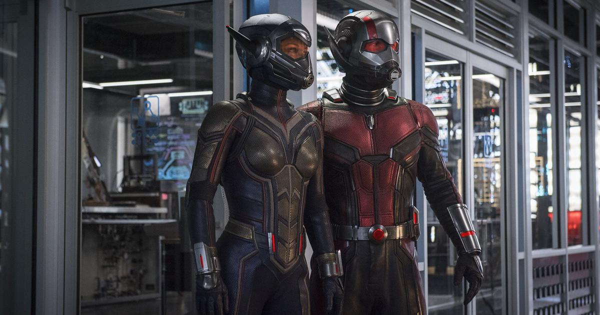 In photos: The pint-sized superhero meets his match in 'Ant-Man and the Wasp'