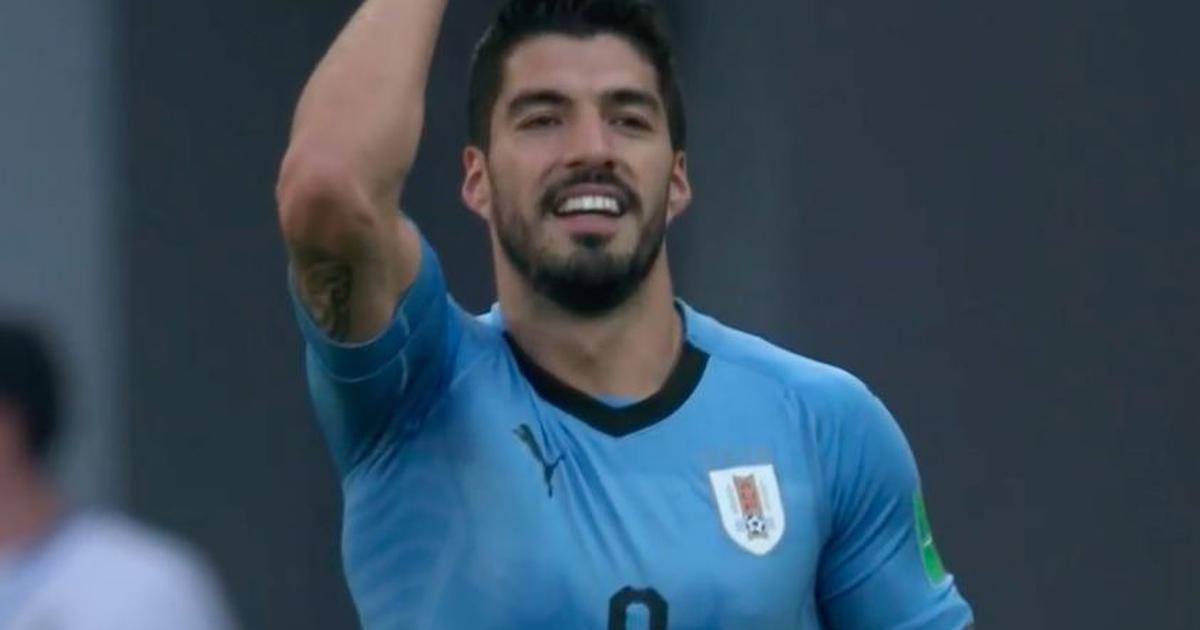 World Cup – as it happened: Suarez's goal helps Uruguay edge out Saudi Arabia, seal last-16 berth