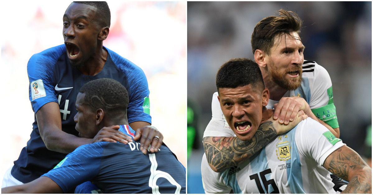 154e3e2c5 France vs Argentina