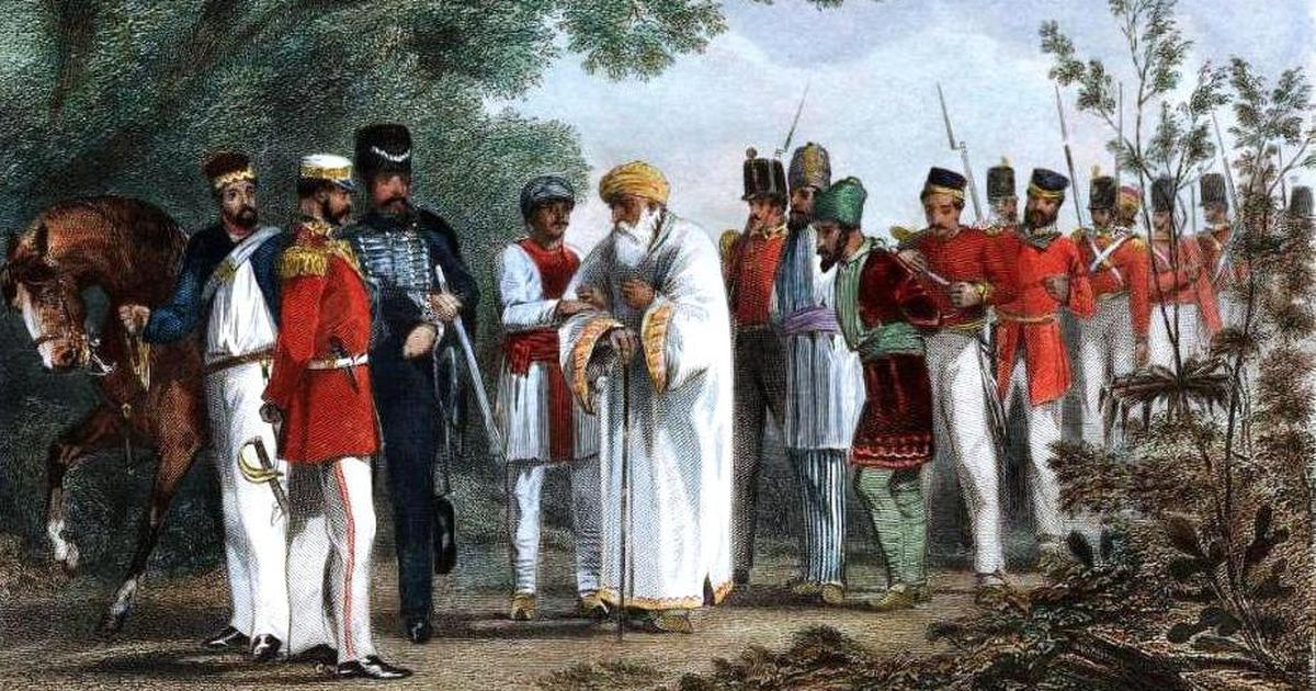 अंतिम मुगल बादशाह बहादुर शाह जफर की गिरफ्तारी सहित 21 सितंबर के नाम और क्या दर्ज है?