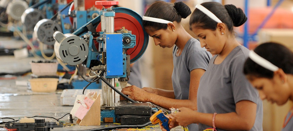 Manufacturing sector hit four-month high in July, says survey
