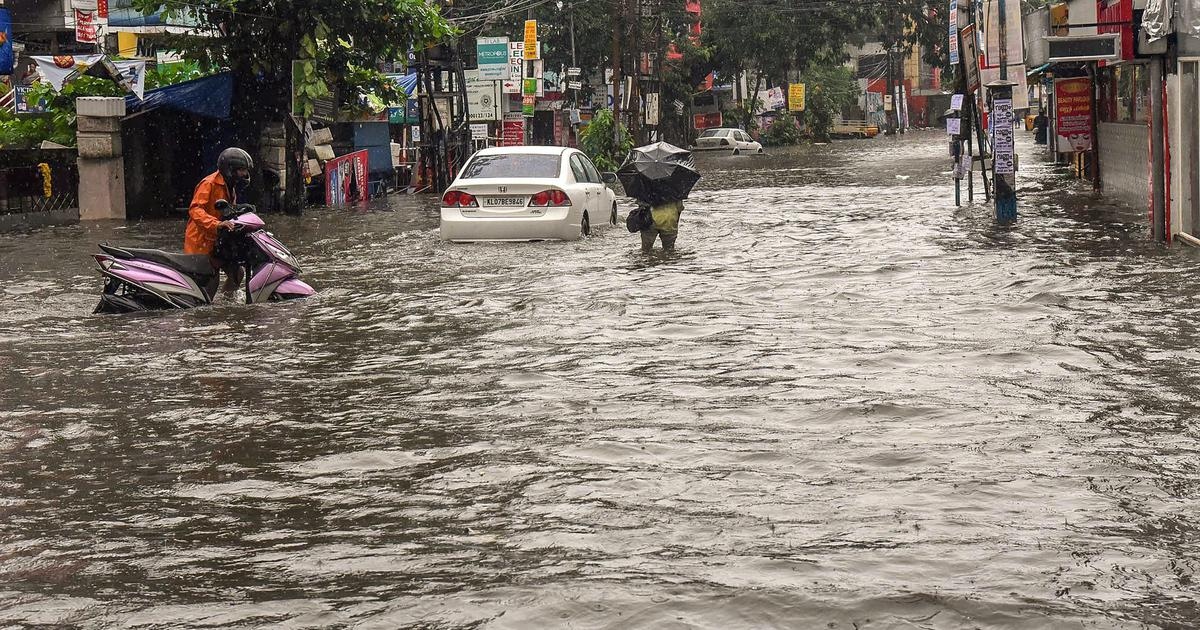 Kerala: 28 killed in rain-related incidents in last 10 days, over 86,000 people in relief camps